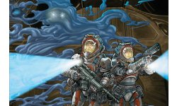 CRITIQUE de la BD StarCraft Scavengers, un petit goût d'alien