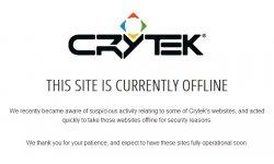 crytek offline