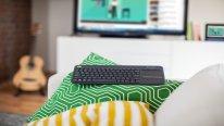 Custom format Logitech Wireless Touch keyboard k400 Plus 12