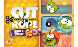 Cut the Rope Triple Treat 22 01 2014 art