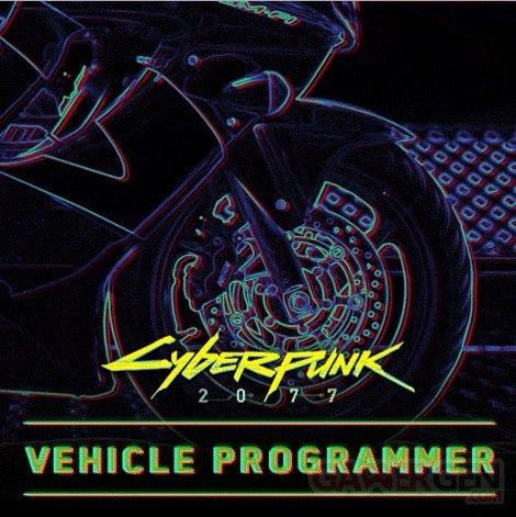 Cyberpunk 2077 Motos Véhicules