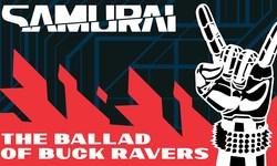 Cyberpunk 2077 : The Ballad of Buck Ravers, un troisième single du groupe Samurai disponible à l'écoute