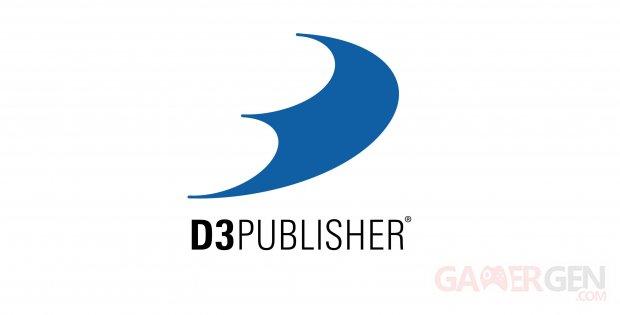 D3 Publisher banniere logo