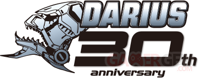 Darius 30th Anniversary Edition logo 05 11 2016