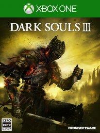 Dark Souls III 12 09 2015 cover jap 2