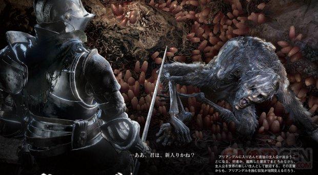 Dark Souls III Ashes of Ariandel image screenshot 3