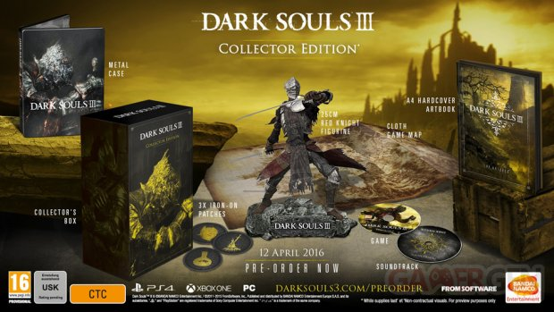 Dark Souls III Collector Edition