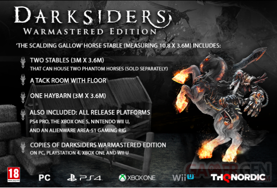 Darksiders Collector