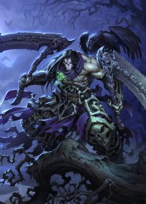 Darksiders II artwork
