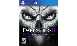 Darksiders II Definitive Edition jaquette ps4