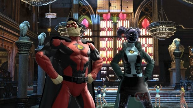 DC Universe Online 5th anniversary