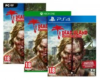 Dead Island Defintive Collection jaquettes