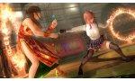 Dead or Alive 5: Last Round - Des costumes destructibles venant de Senran Kagura annoncés