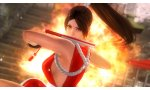 dead or alive 5 last round des images et une video pour la ravissante mai de the king of fighters
