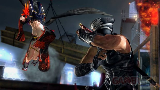 Dead or Alive 5 Last Round images screenshots 1