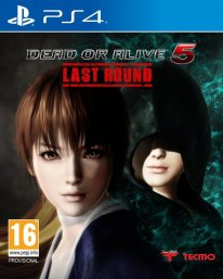 dead or alive 5 last round jaquette ps4