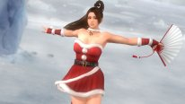 Dead or Alive 5 Last Round Mai The King of Fighters Images (2)