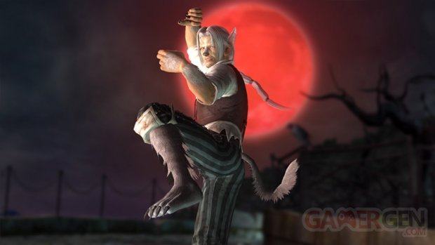 Dead or Alive 5 Ultimate Haloween images screenshots 27