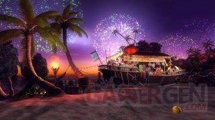 Dead or Alive V Last Round 11 08 2015 Fireworks screenshot 1