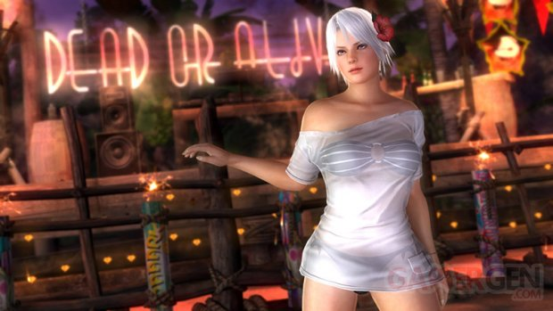 Dead or Alive V Last Round 11 08 2015 Hot Summer screenshot 10