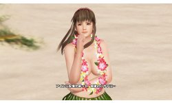 Dead or Alive Xtreme 3 mode details tenus pole dance (4)