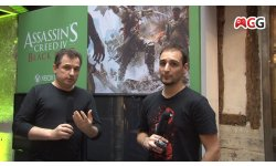 Debrief AC IV black flag preview xbox one hotel