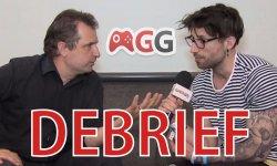 Debrief Conference E3 2015