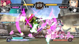 Dengeki Bunko Fighting Climax screenshot 1