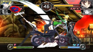 Dengeki Bunko Fighting Climax screenshot 4