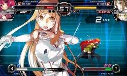 Dengeki Bunko Fighting Climax screenshot