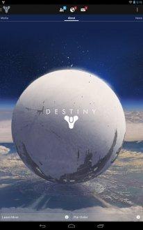 destiny app compagnon android
