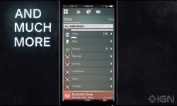 Destiny application compagnon mobile