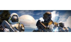 Destiny contenu exclusif PlayStation head