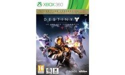 Destiny le roi des corrompus jaquette edition legendaire xbix 360