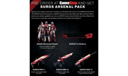 Destiny Le Roi des Corrompus Suros Arsenal Pack
