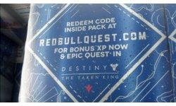 Destiny Red Bull DLC The Taken King