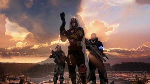 destiny screenshot trailer lancment