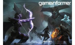 Destiny The Taken King Le Roi des Corrompus 04 08 2015 cover GameInformer