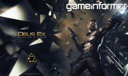 Deus Ex Human Mankind cover Game Informer