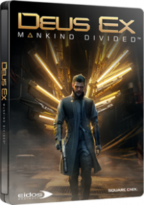 Deus Ex Mankind Divided 26 06 2015 collector objet 4