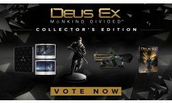 Deus Ex Mankind Divided 26 06 2015 collector vote