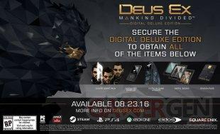 Deus Ex Mankind Divided 28 04 2016 édition 4