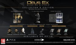 Deus Ex Mankind Divided 31 08 2015 collector
