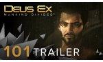 Deus Ex: Mankind Divided - Longue et prenante bande-annonce, Season Pass et détail complet des éditions