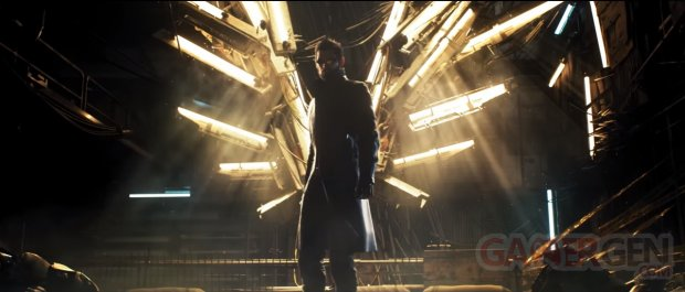 Deus Ex Mankind Divided   Trailer de Lancement