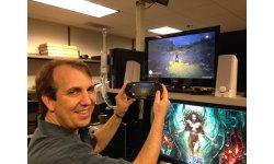 Diablo III PS4 Remote Play PSVita