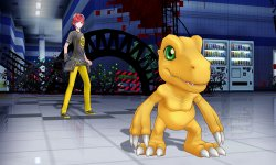Digimon Story Cyber Sleuth 04 04 2014 screenshot 10