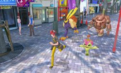 Digimon Story Cyber Sleuth 04 04 2014 screenshot 7