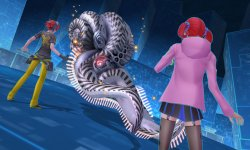 Digimon Story Cyber Sleuth 25 04 2014 screenshot 3