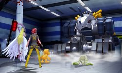 Digimon Story Cyber Sleuth 27 12 2013 screenshot 1